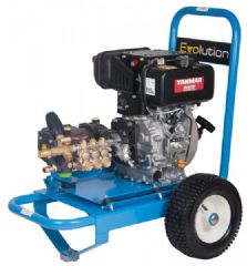 Evolution 2 15150 Diesel Pressure Washer E2T15150DYR